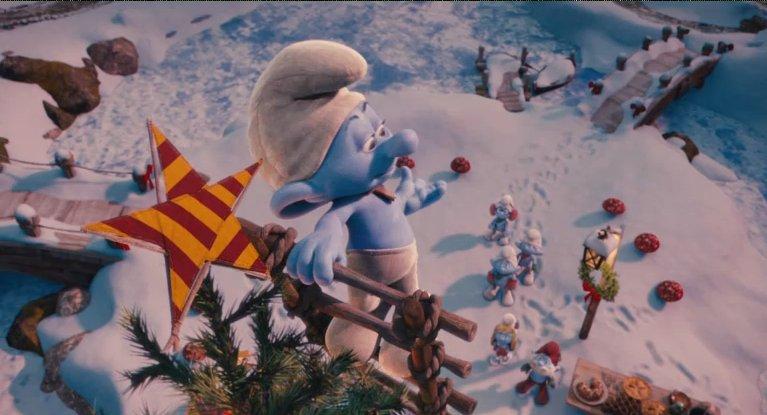 Image - Christmas Carol 5.jpg | Smurfs Wiki | FANDOM powered by Wikia