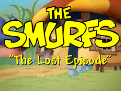 Smurfs lost ep