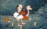 Gargamel's Ostrick