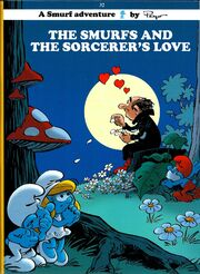 The smurfs and the sorcerer's love cover fan translation