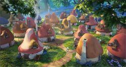STLV Smurf Village