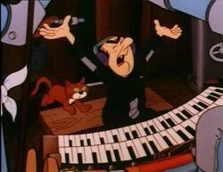 Ghoulliope Keyboard