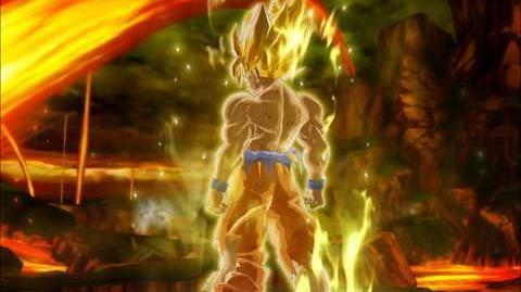Dragonball Z Burst Limit- Goku Super Saiyan Theme(Extended)-0