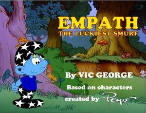 Empath Title Screen