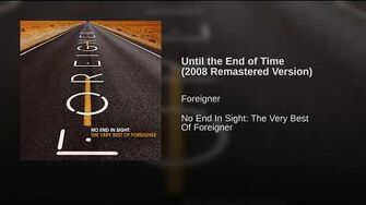 Until the End of Time (2008 Remastered Version)