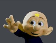 CGI Psyche No Hair