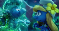Its Over Smurfette