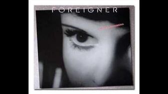 Foreigner - I Don't Want To Live Without You (Album Version) HQ