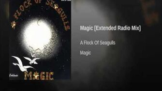 A Flock Of Seagulls - Magic Extended Radio Mix