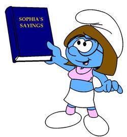 Sophia Smurfette