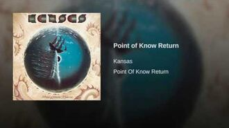 Point of Know Return