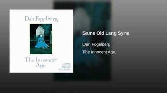 Same Old Lang Syne