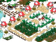 Smurf Village(2)