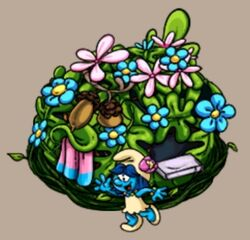 Smurfblossom's Hut