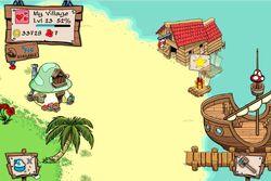Starting Island