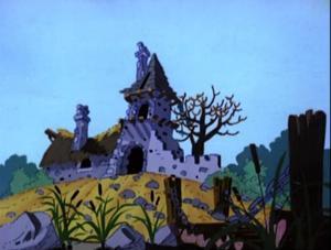 Gargamel's Castle