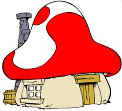 RedSmurf House