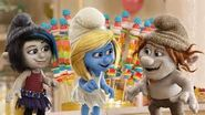 Smurfette With The Naughties