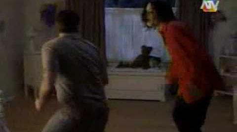 Scary movie 3 michael jackson