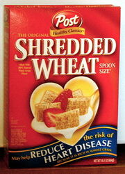 ShreddedWheat