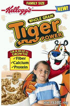 Tiger Power cereal