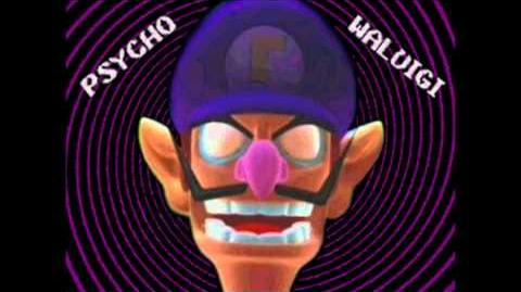 Psycho Waluigi Soundtrack - Iris Introduction