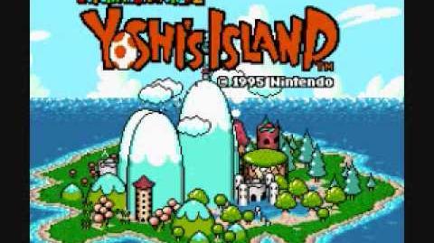 Yoshi's Island - Mini-Boss