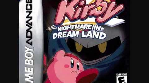Kirby Nightmare In Dream Land - Boss Tower (Extended)