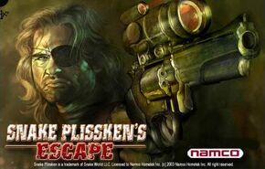 SnakePlissken'sEscape