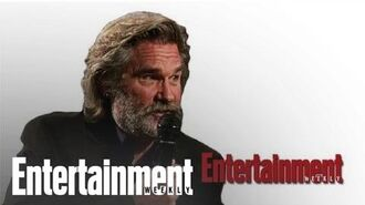 Kurt Russell Revisits 'Escape from New York' At EW CapeTown Film Festival Entertainment Weekly