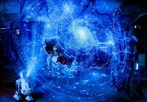 TFA galaxy map