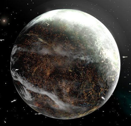 City planet 1