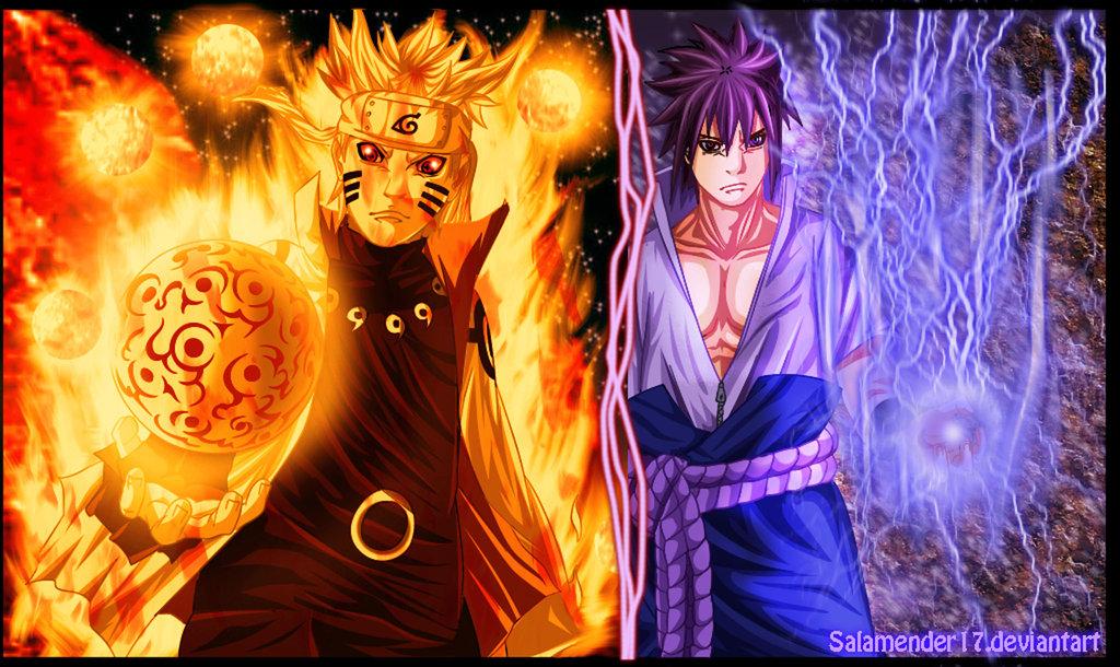 Image Gambar Foto Naruto Vs Sasuke 4 Jpg Sandria Wikia Fandom Powered By Wikia