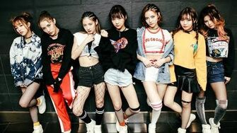 SNH48 7SENSES《Girl Crush》Practice Ver