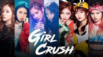 SNH48 7SENSES《Girl Crush》MV Dance Ver