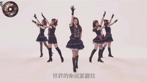 SNH48 Color Girl《流动的希望》少女终末战争主题曲宣传MV