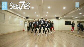 SNH48《7senses》Practice Ver