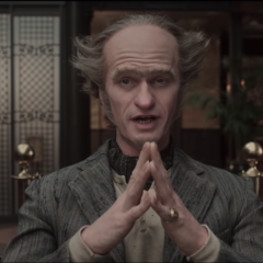 Count Olaf.