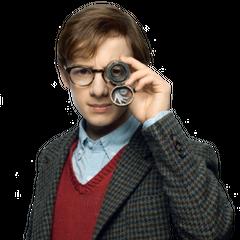 Klaus Baudelaire.