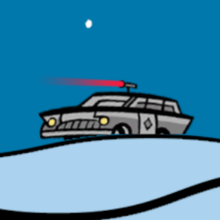 Police car on the Official Site.