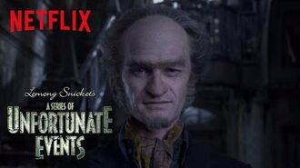 Lemony Snicket's A Series of Unfortunate Events Official Trailer HD Netflix
