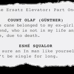 Script Excerpt - <i><a href=
