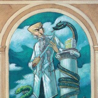 Stephano in <i>The Reptile Room</i>.