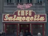 Café Salmonella