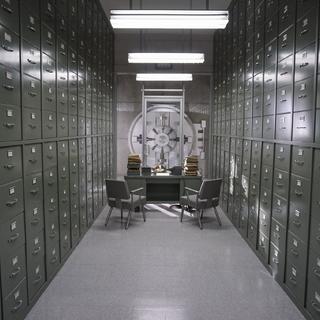Mr. Poe's office.