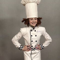 Costume Test - Chef Carmelita