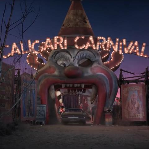 Caligari Carnival.