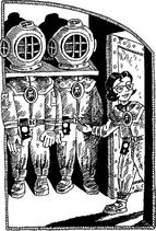 Форма команды Квиквега - книги