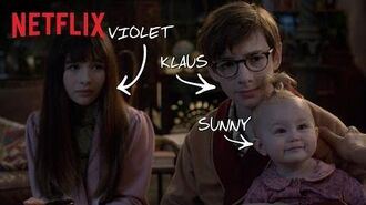 A Series of Unfortunate Events The Facts Netflix HD