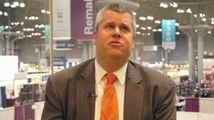 Daniel Handler discussing Lemony Snicket